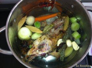 Bouillon de poule maison (2)