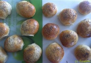 Buns à burger (2)