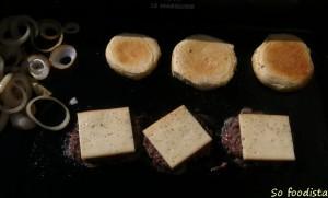 Buns à burger (3)