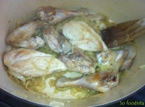 Carry poulet et pommes de terre (5)