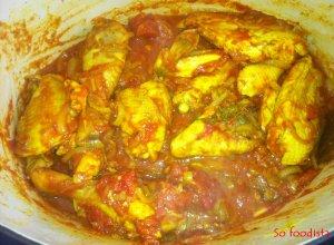 Carry poulet et pommes de terre (7)