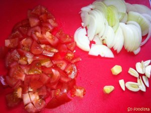 Carry poulet fumé aubergines (5)