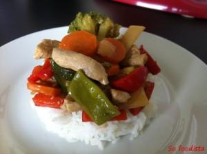Chop suey poulet (13)