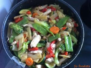 Chop suey poulet (4)