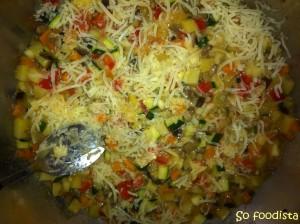 Mini tortillas légumes et champignons (15)