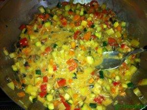 Mini tortillas légumes et champignons (16)