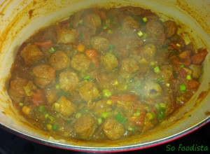 Rougail saucisses (9)