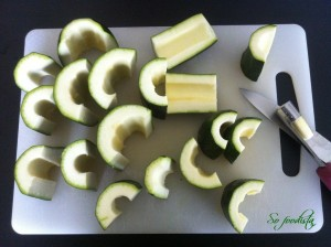 Courgettes farcies (1)