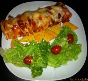 Enchiladas boeuf et poivrons (1)