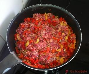 Enchiladas boeuf et poivrons (5)