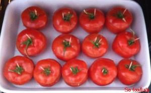 Tomates farcies (10)