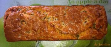 Cake olives et lardons (7)