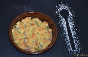 Crumble rhubarbe (1)