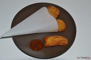 Dips de mozzarella (4)
