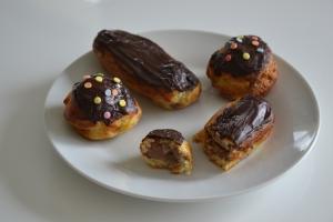 Eclairs au chocolat (3)