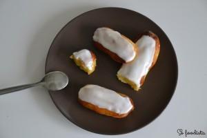 Eclairs au citron (4)