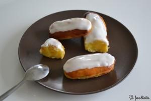 Eclairs au citron (5)
