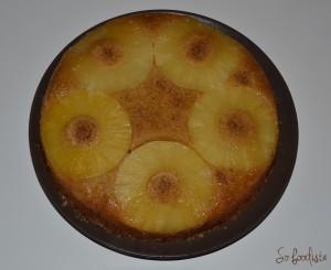 Gâteau renversé ananas coco (2)