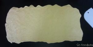 Pizza roulée aux anchois et aux coeurs d'artichauts (1)