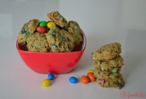 Cookies aux M&M's (1)