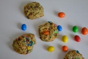 Cookies aux M&M's (2)