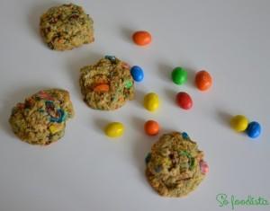 Cookies aux M&M's (5)