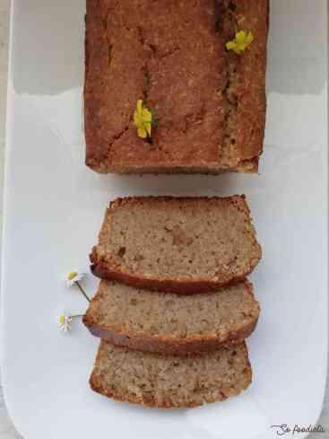 Gâteau vegan à la compote