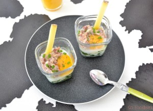 Oeufs cocotte lardons épinards (2)
