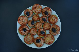 Pizza de courgette (2)