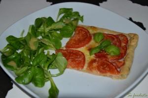 Tarte fine tomates mozza basilic (3)