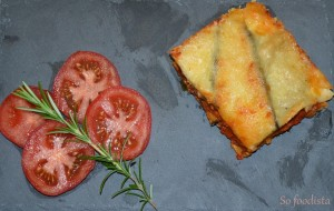 Lasagnes aubergines et chorizo (1)