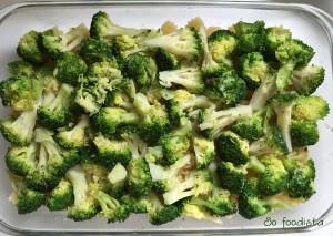 Gratin de pâtes brocolis et parmesan (3)