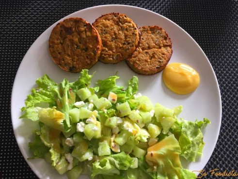 Croquettes de thon low carb (2)