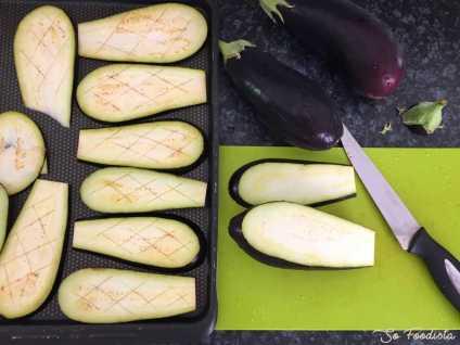 Aubergines à la parmesane (1)