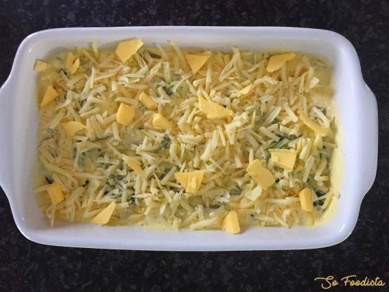 Gratin de blettes, mascarpone et gorgonzola (2)