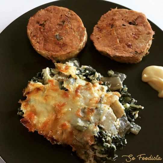 Gratin de blettes, mascarpone et gorgonzola (4)