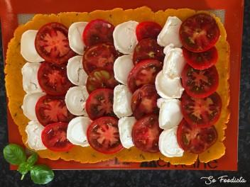 Tarte fine tomates et chèvre (10)
