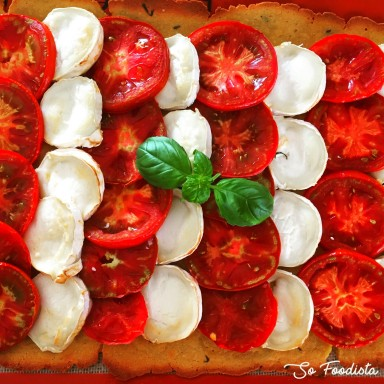 Tarte fine tomates et chèvre (12)