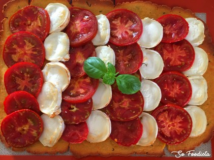 Tarte fine tomates et chèvre (13)