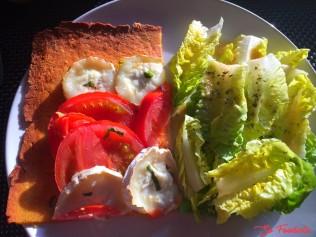Tarte fine tomates et chèvre (6)