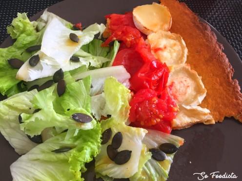 Tarte fine tomates et chèvre (7)