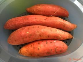 Gaufres de patates douces (1)