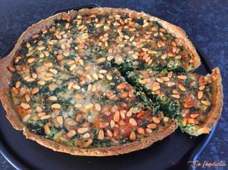 Tarte gorgonzola et épinards (6)