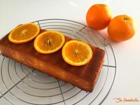 Cake à l'orange sans gluten (1)