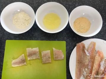 Colin pané et sa sauce légère (1)