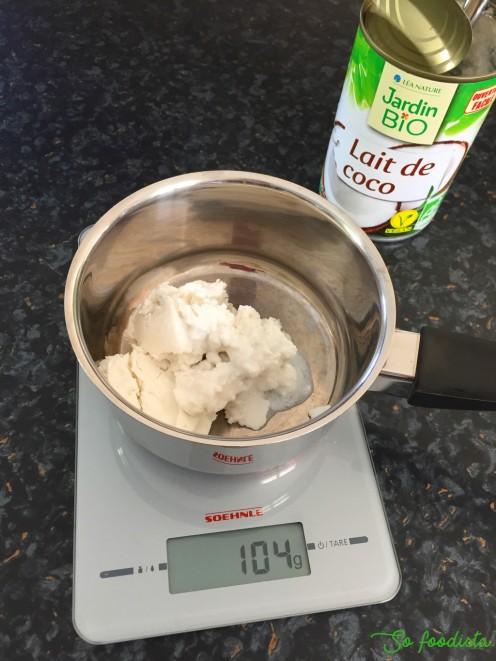 Mousse au chocolat au lait de coco (6)