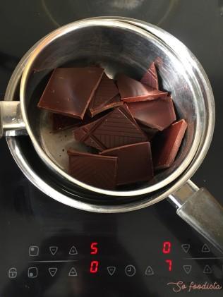 Mousse au chocolat au lait de coco (7)