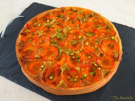 Tarte abricots pistaches (10)