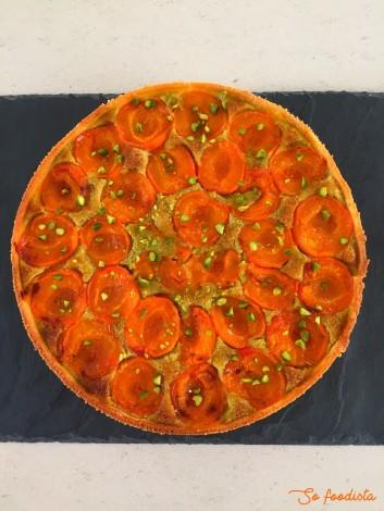 Tarte abricots pistaches (11)