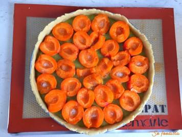 Tarte abricots pistaches (2)